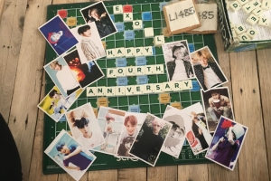 EXO-L 4th Year (5th August 2018)